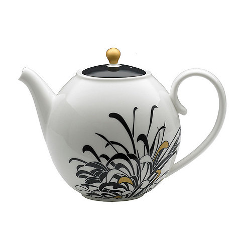Denby - Monsoon Chrysanthemum teapot