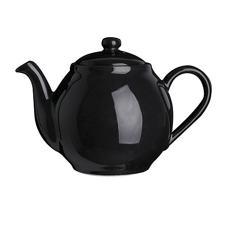 RJR.John Rocha - Dark grey +Shade+ teapot