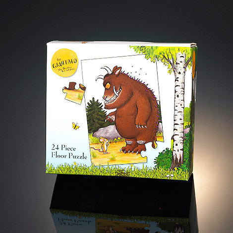 The Gruffalo - Floor puzzle