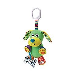 Lamaze - Pup squeak soft toy