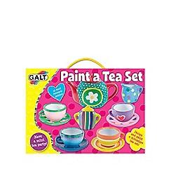 Galt - Paint a tea set