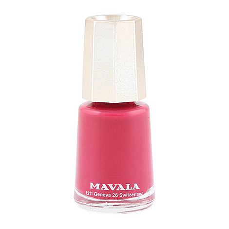 Mavala - Mini colour ruby nail polish