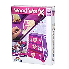Wood Worx - Jewellery box
