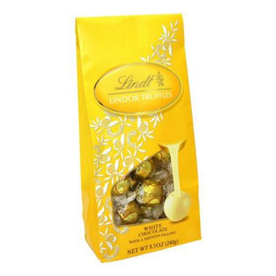 White Chocolate Truffles by Lindt