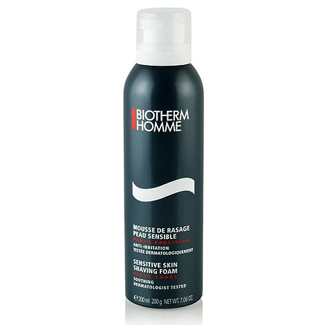 Biotherm - Sensitive Skin Shaving Foam 200ml