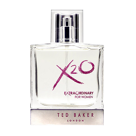 Ted Baker - X20 for women 75ml Eau De Toilette