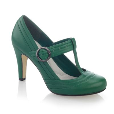 mary jane court shoe
