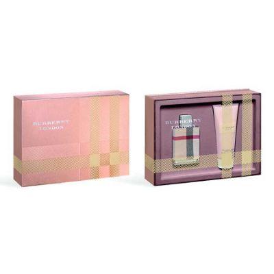 London woman 50ml eau de parfum giftset