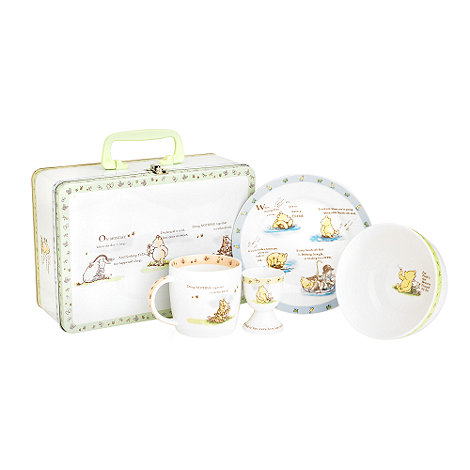 Churchill - Friends Forever +Winnie the Pooh+ breakfast set
