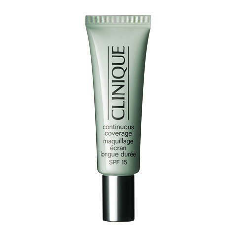 Clinique - Continuous Coverage All Skin Types. Oil-Free. 30ml