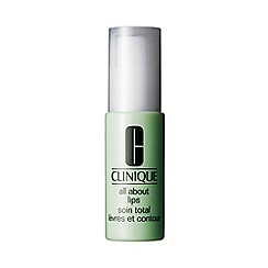 Clinique - All About Lips 12ml
