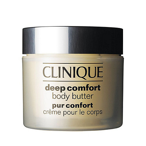 Clinique - +Deep Comfort+ body butter 200ml
