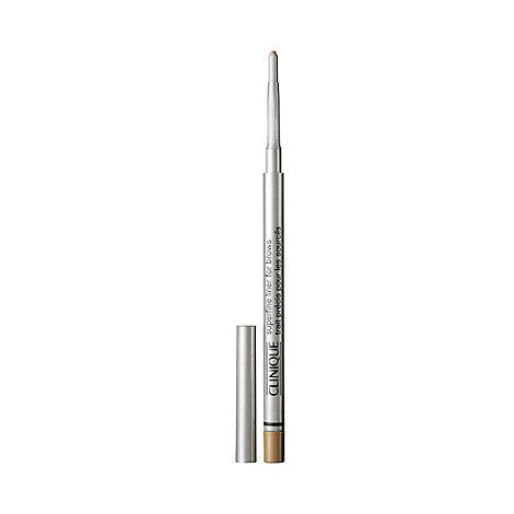 Clinique - Superfine Liners For Brows 0.8g