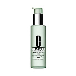 Clinique - Liquid Facial Soap - mild 200ml
