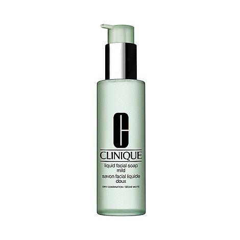 Clinique - Liquid Facial Soap - mild 200ml
