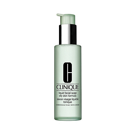 Clinique - Liquid Facial Soap - oily skin 200ml