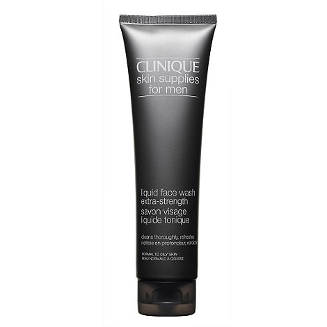 Clinique - Liquid Face Wash Extra Strength 150ml