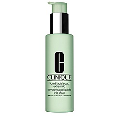 Clinique - Extra mild liquid facial soap 200ml