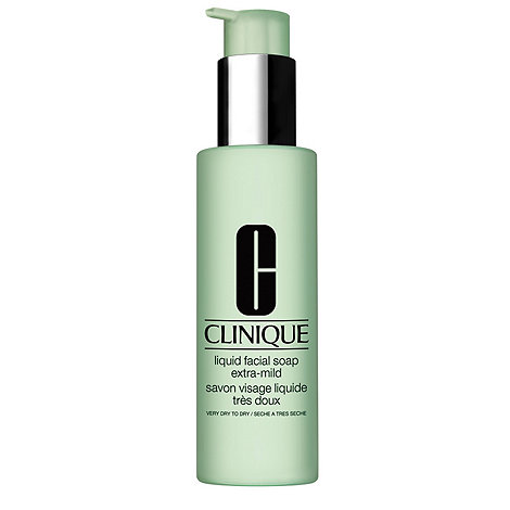 Clinique - Liquid Facial Soap - extra mild 200ml
