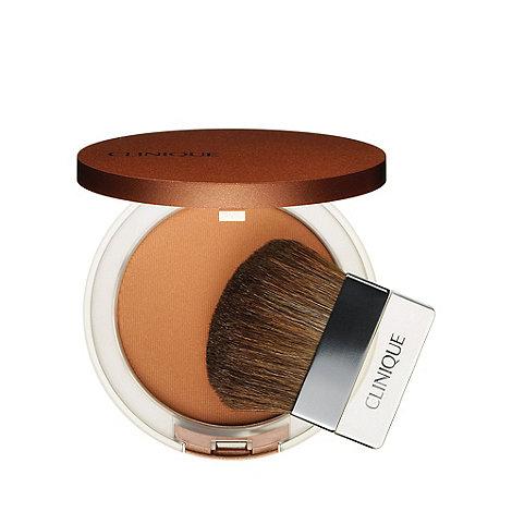 Clinique - +True Bronze+ pressed powder bronzer 9.6 g