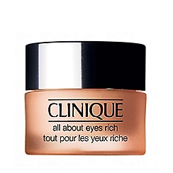 Clinique - All About Eyes Rich Very Dry To Dry Skin Types 15ml