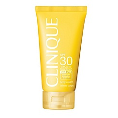 Clinique - SPF 30 body cream 150ml