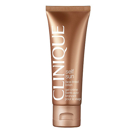Clinique - +Self Sun+ face tinted lotion 50ml