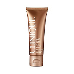 Clinique - 'Self Sun' face bronzing gel tint 50ml