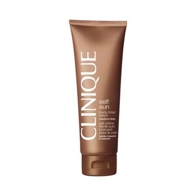 Body Tinted Lotion Medium - Deep 125ml