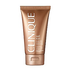 Clinique - Body Daily Moisturizer Medium - Deep 150ml