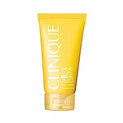 Clinique - SPF 40 body cream 150ml