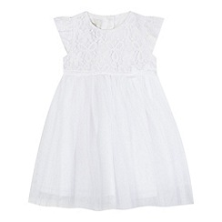 RJR.John Rocha - Baby girls' lace party dress