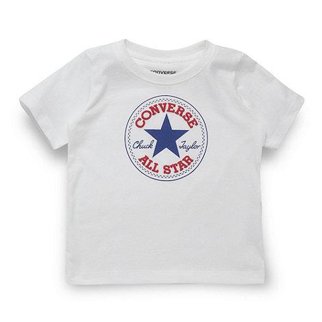 Converse - Babies white +All Star+ t-shirt