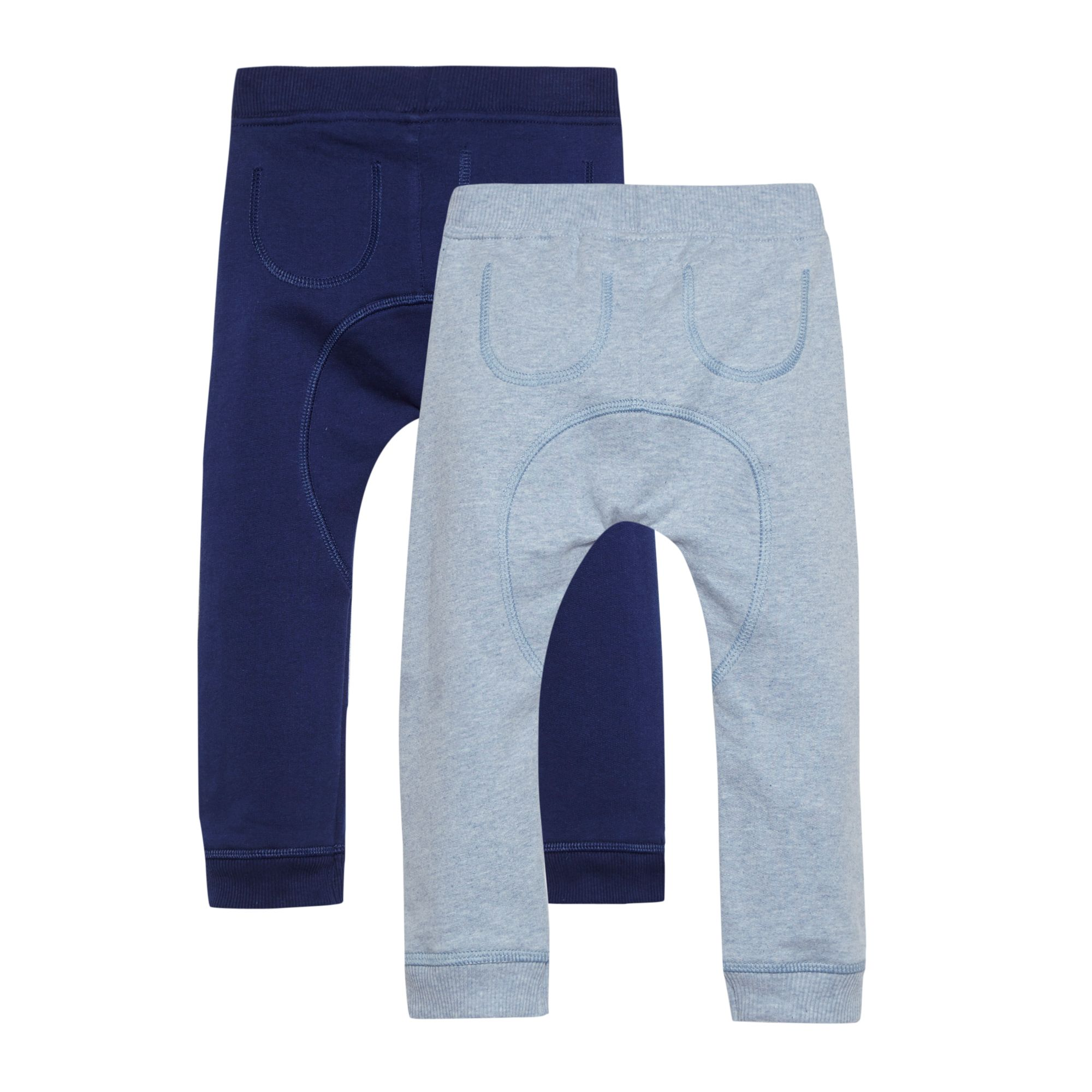 Baby Boy Gifts Debenhams : Bluezoo babies pack of two navy and blue jogging bottoms