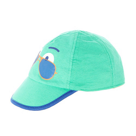bluezoo - Babies green sunglasses cap