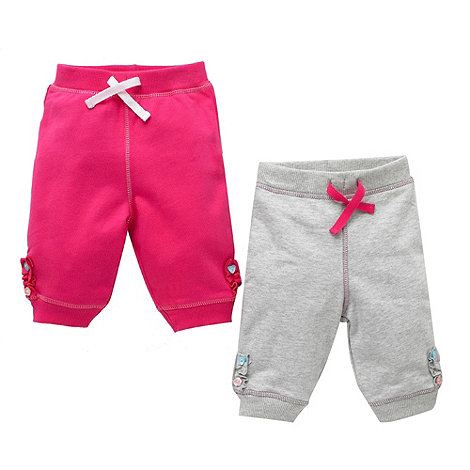 bluezoo - Babies pack of two sweat joggers