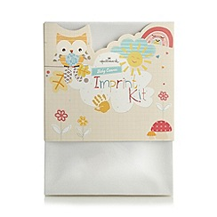Hallmark - Babies canvas imprint kit