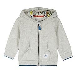 RJR.John Rocha - Designer babies grey lion hoodie