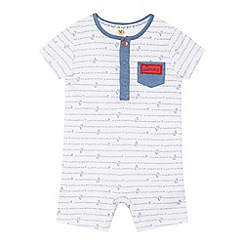 The Gruffalo - Babies white romper suit