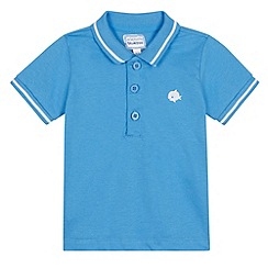 bluezoo - Babies light blue polo shirt