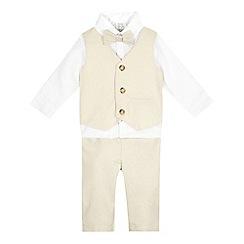 RJR.John Rocha - Baby boys' ivory suit set