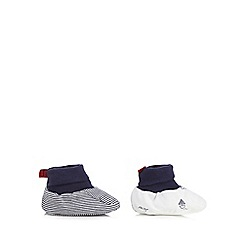 J by Jasper Conran - Pack of two whale booties