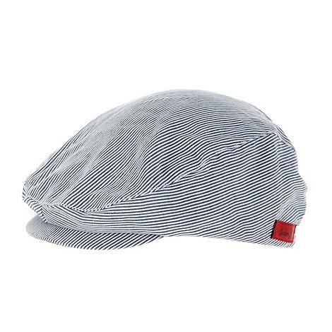 J by Jasper Conran - Designer Babies striped flat cap