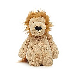 Jellycat - Beige 'Bashful' medium lion