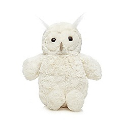 Jelly Kitten - Cream 'Bashful' medium owl