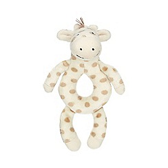 Jelly Cat - Beige 'Georgie' giraffe grabber