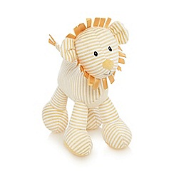 Jelly Kitten - Yellow 'Albie' lion rattle