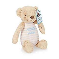 Jelly Kitten - Blue 'Little One' bear rattle