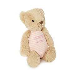 Jelly Kitten - Pink 'Little One' bear rattle