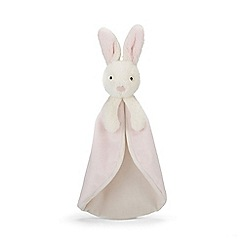 Jellycat - Pink 'Bobtail' bunny soother
